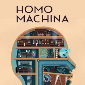 Homo Machina :: Enigmas surrealistas (IOS, Android)