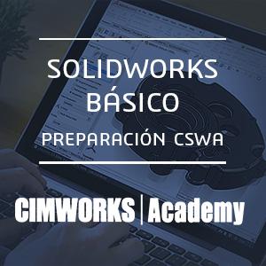 CURSO ONLINE SOLIDWORKS BÁSICO   PREPARACIÓN PARA CERTIFICACIÓN CSWA