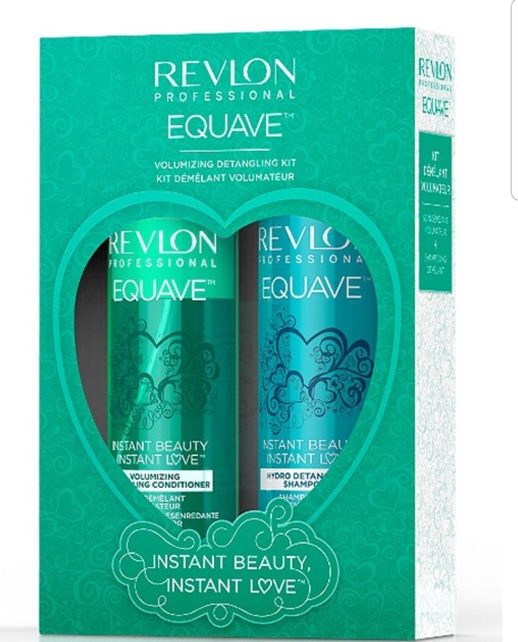 Revlon Equave Champú + Acondicionador Volumen