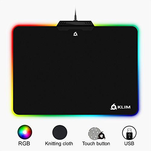 Alfombrilla de ratón Chroma KLIM RGB