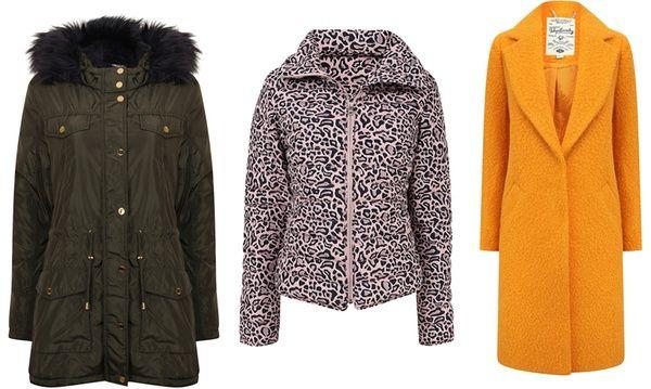 Abrigos de mujer Groupon varios modelos, desde 5.99€