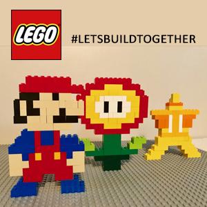 LEGO :: Iniciativa #letsbuildtogether ante el coronavirus