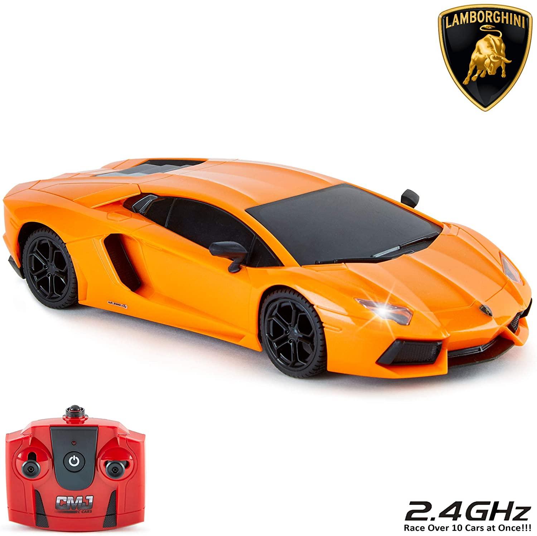 Coche radiocontrol Lamborghini Aventador