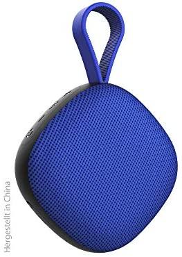 Swisstone Bx 110 - Altavoz Bluetooth Azul