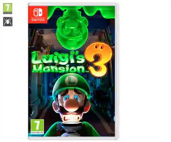 Luigi's Mansion 3 para Nintendo Swtich (fuenlabrada)