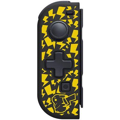 Controlador Hori D-Pad Pikachu Nintendo Switch