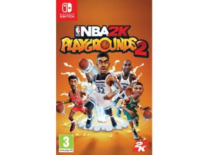 NBA 2K PLAYGROUNDS 2 SWITCH