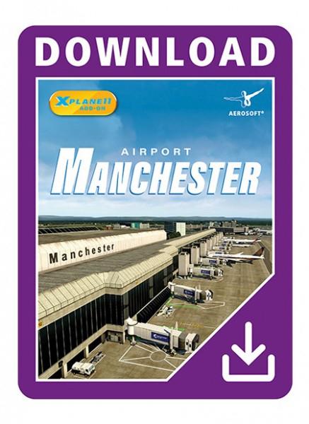 Airport Manchester XP11 - xPLANE 11