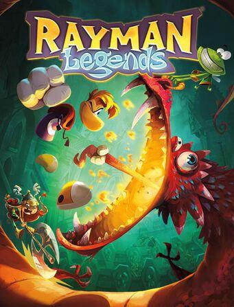 Rayman Legends Standard Edition GRATIS