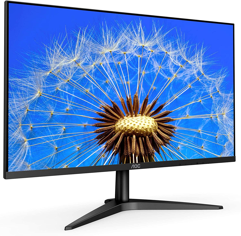 "Monitor AOC 24 "" IPS FullHD FlickerFree"