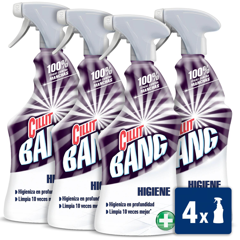 Limpiador Cillit Bang Higiene x4 [Desde España]