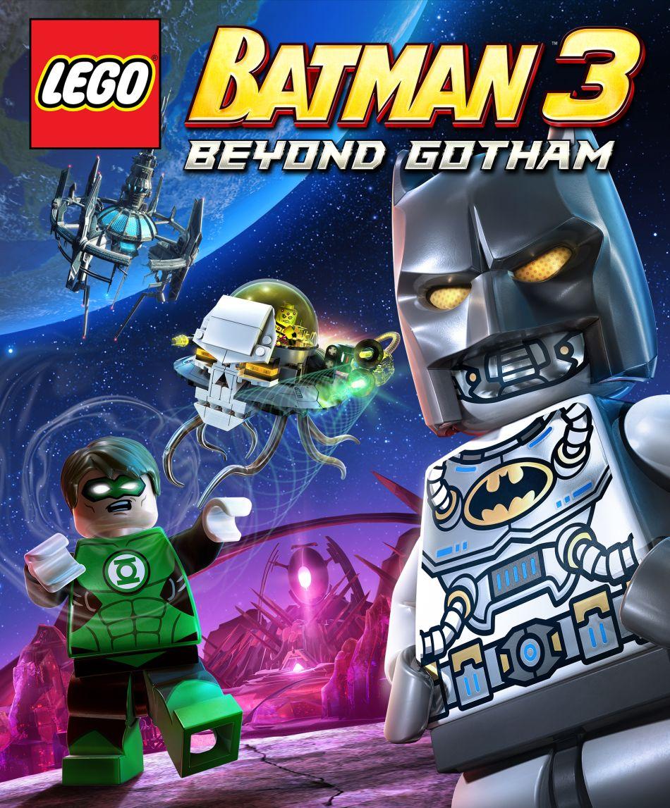 LEGO BATMAN 3 BEYOND GOTHAM STEAM KEY