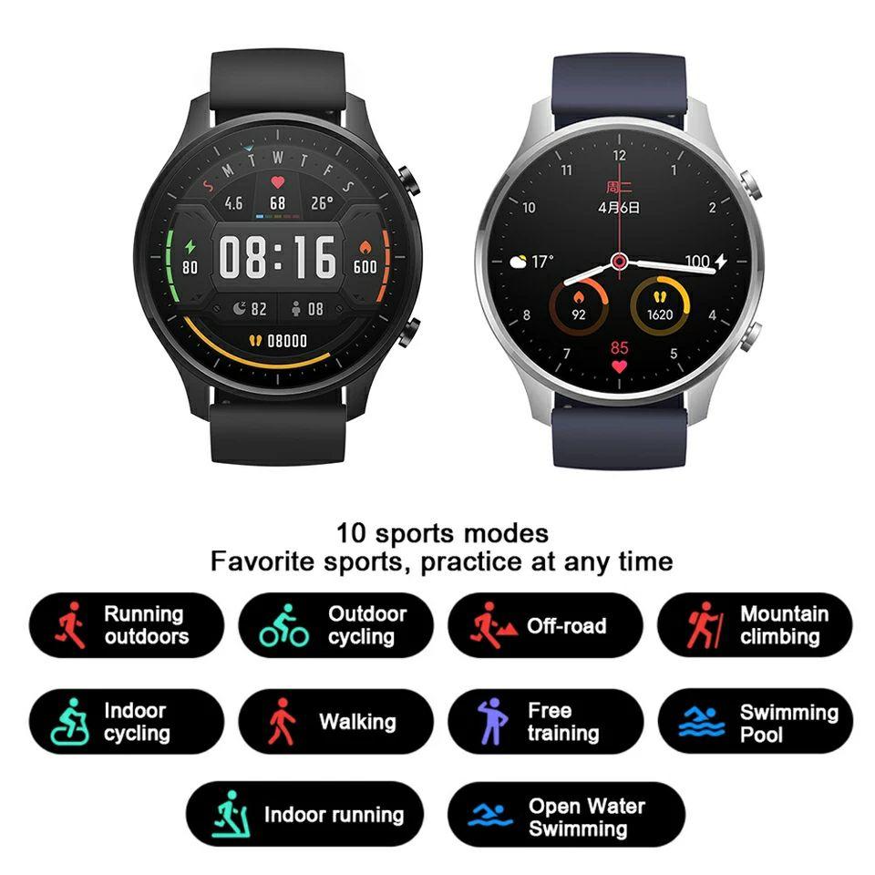 Xiaomi mi Smart Watch Color NFC