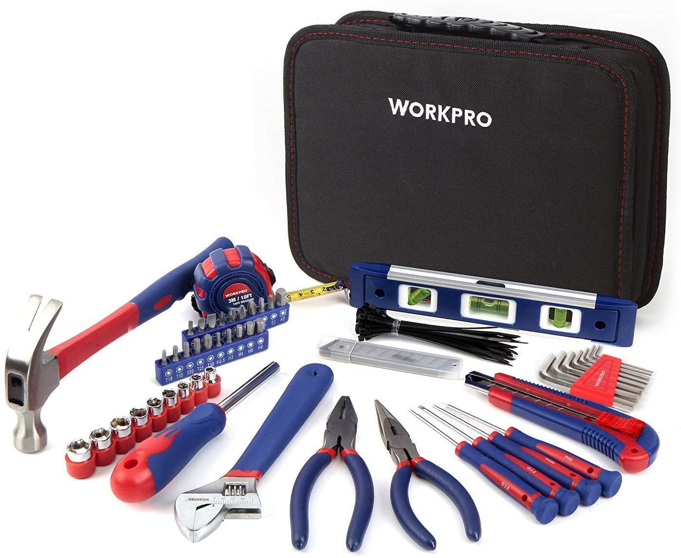 Kit Workpro 100 Piezas solo 13.4€ (desde España)