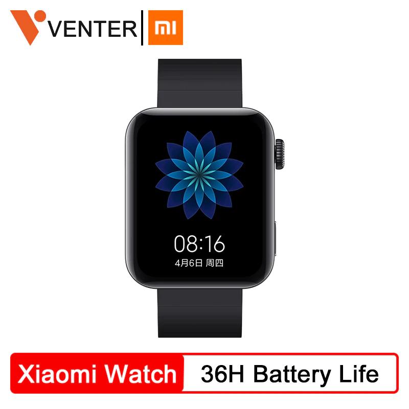 Xiaomi Watch, Wifi, NFC,Banda b20, eSim, Android, Gps