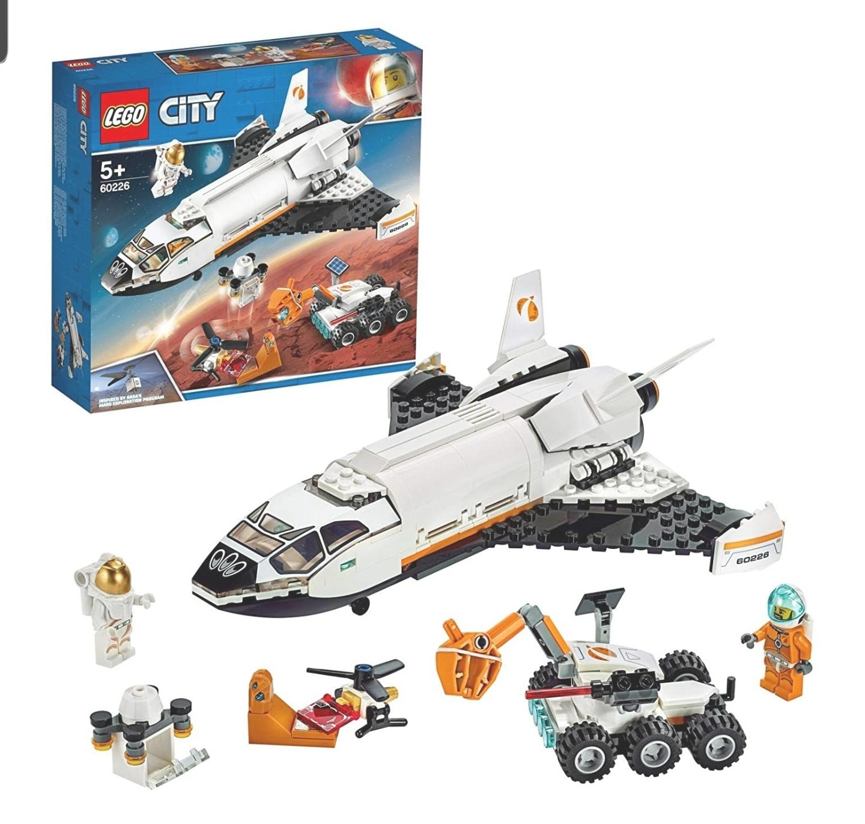 LEGO City Space Port 60226 MINIMO HISTORICO (Precio al tramitar)