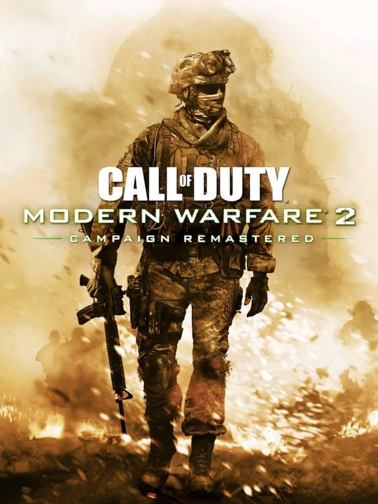 Modern Warfare 2 Remastered PC VPN (1399 rublos)