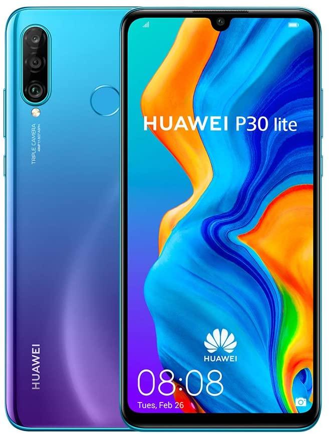 Huawei P30 Lite 4GB 128GB solo 128€