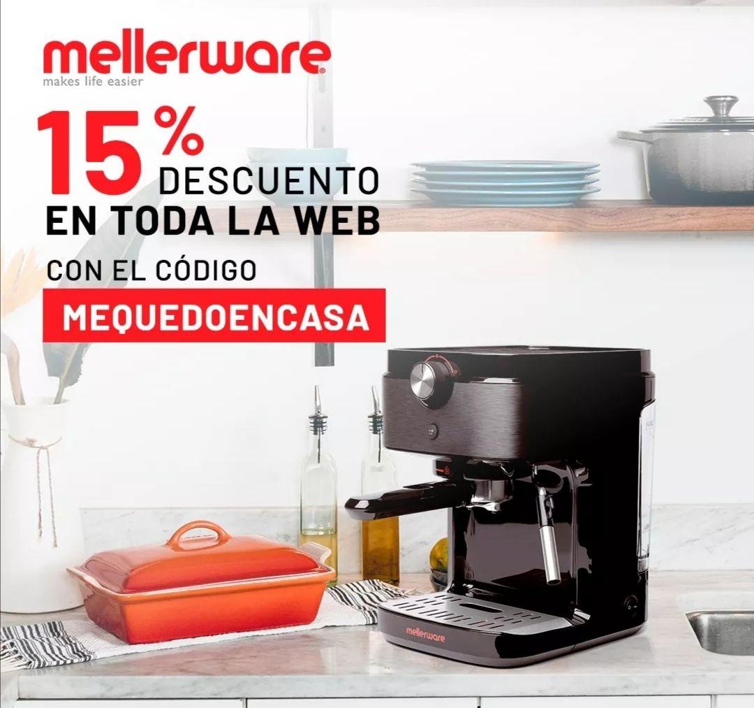 Mellerware | 15% dto en toda la web