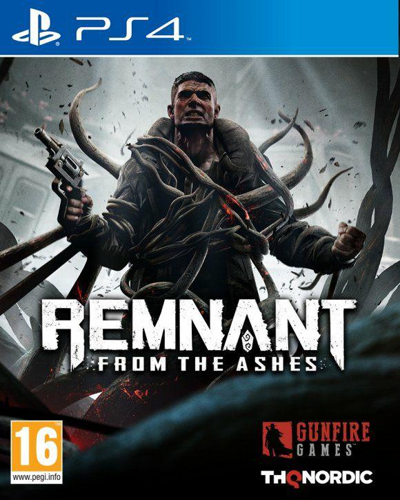 Edición física de Remnant: From the Ashes por 24,95€