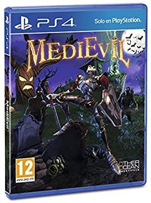 Medievil PS4 [Físico - Amazon]