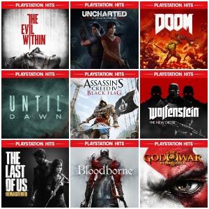 Playstation Hits :: Hasta un 75% (PS4)
