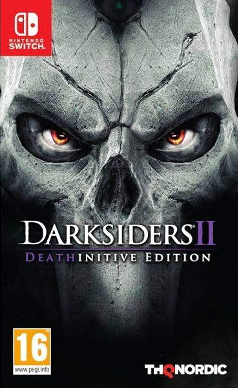 Darksiders 2 - Deathinitive Edition para Nintendo Switch