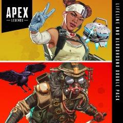 Pack doble para apex legends, bloodhound y lifeline