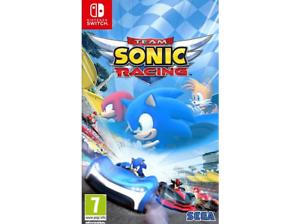 Team Sonic Racing (Físico) + Envío Gratis
