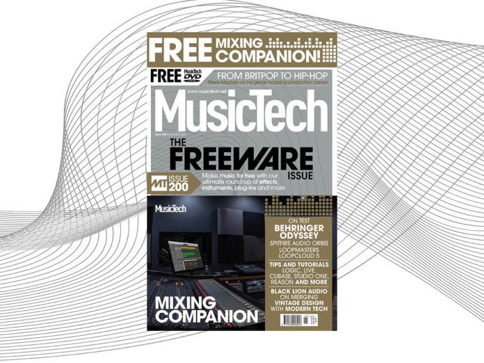Revista MusicTech GRATIS incluye 3gb de contenido samples y plugin