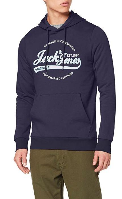 JACK & JONES Jorrafael Sweat Hood Capucha para Hombre