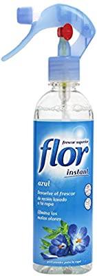 4 Flor - Instant Azul - Perfumador para la ropa