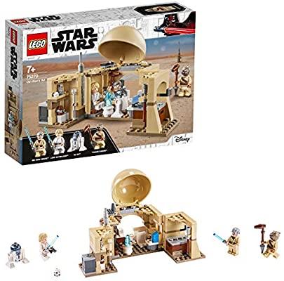 LEGO Star Wars - Cabaña de Obi-Wan,