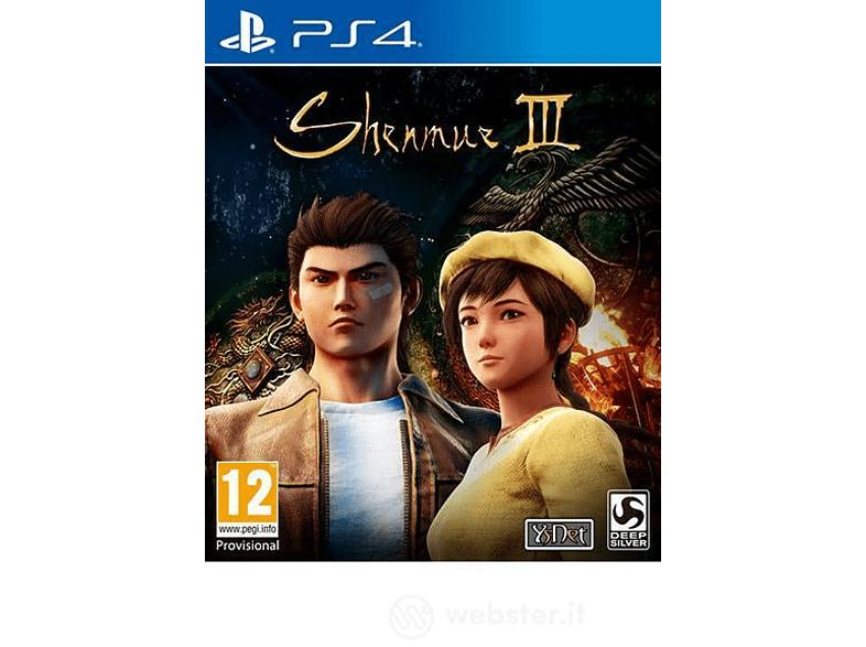 Shenmue III - PlayStation 4 Day One Edition MediaMarket (Envío 1,99)