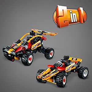 El fabuloso set LEGO Technic (42101