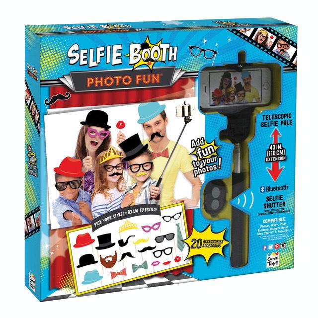"""Kit para Selfies """"Fun Kids"""""""