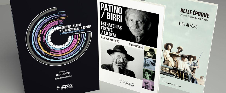 Festival de Málaga regala 3 libros