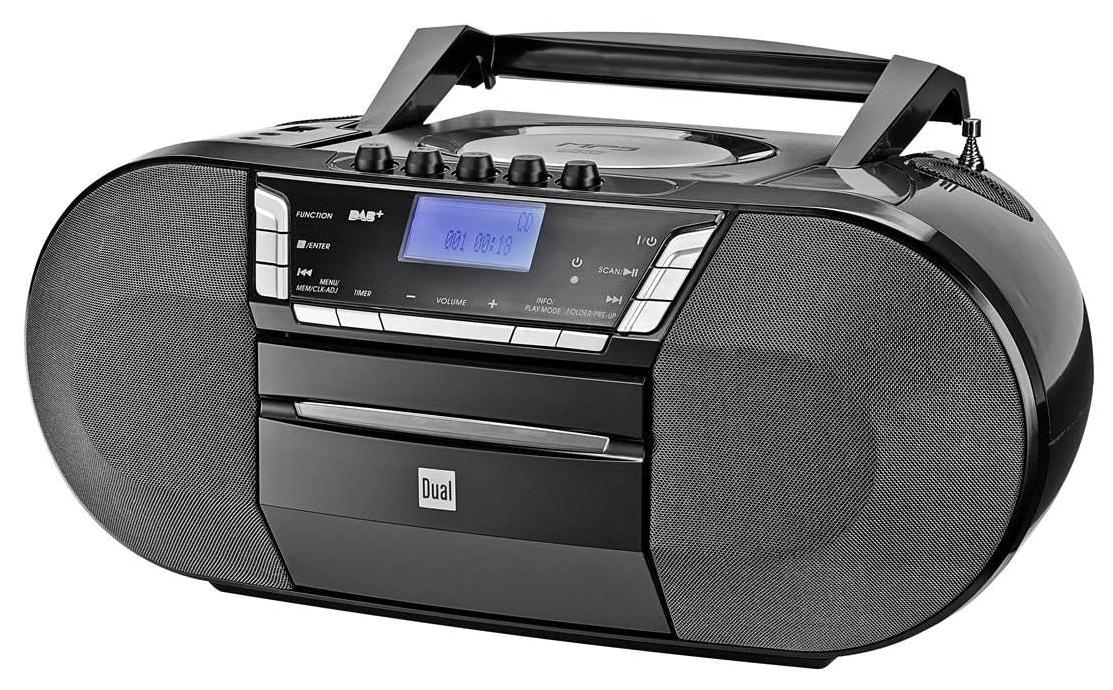 Radio Dab-P 200 (CD-MP3 + Dab + FM + USB) (REACO)
