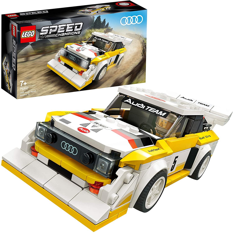 LEGO Speed of Champions AUDI sport quattro S1 (Precio al tramitar)
