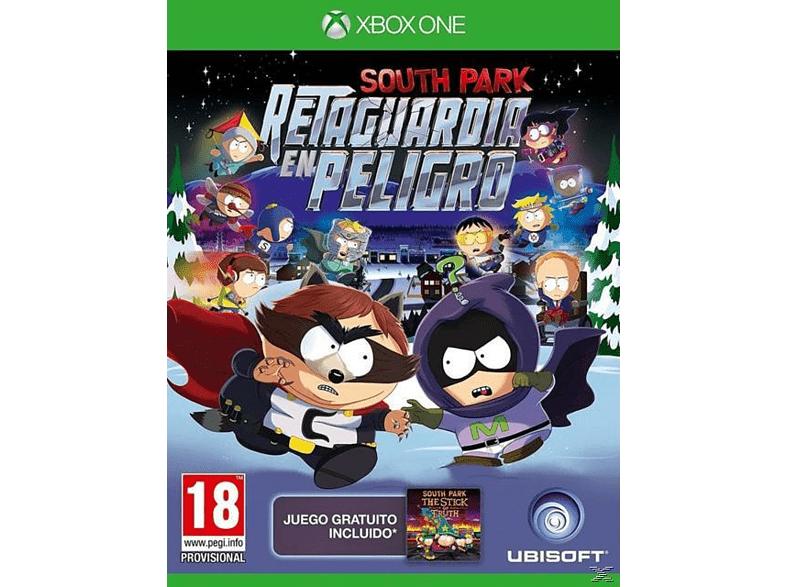 XBOX ONE Y PS4 SOUTH PARK RETAGUARDIA EN PELIGRO FISICO + EL PRIMERO DE REGALO 13,90€