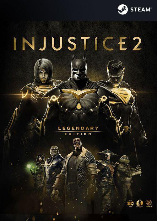 Injustice 2: Legendary Edition PC (Digital EU)