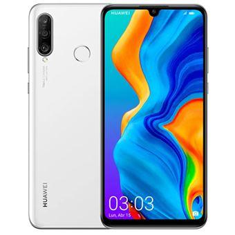Huawei P30 Lite 6,15'' 128GB Blanco + Auriculares