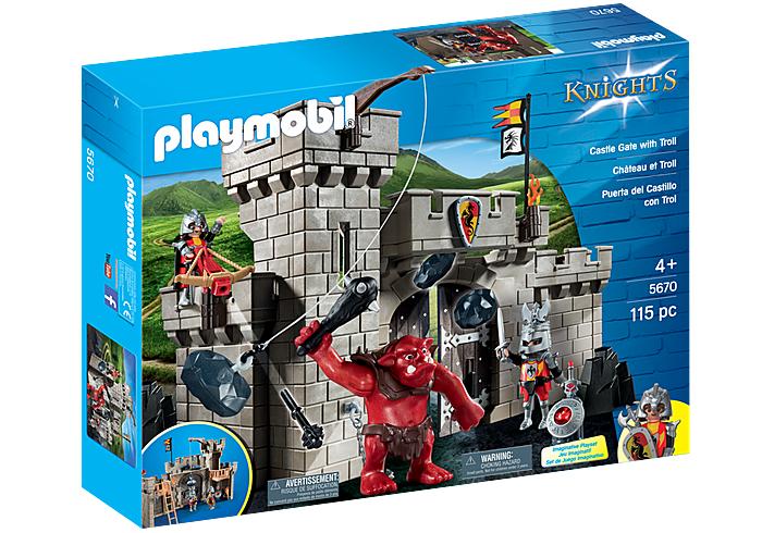 Playmobil Castillo de Caballeros