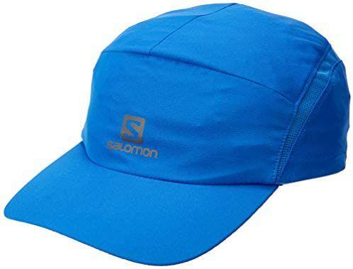 SALOMON XA Cap - Gorra de Malla Impermeable Unisex con UPF 50