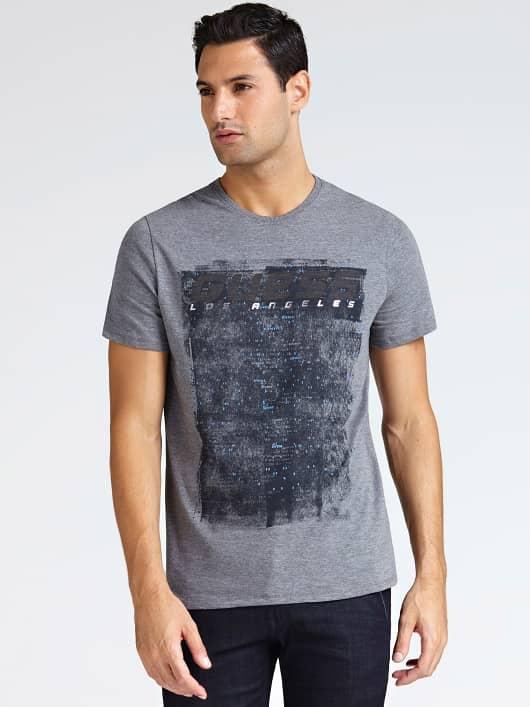 Camiseta Guess - ESTAMPADO FRONTAL