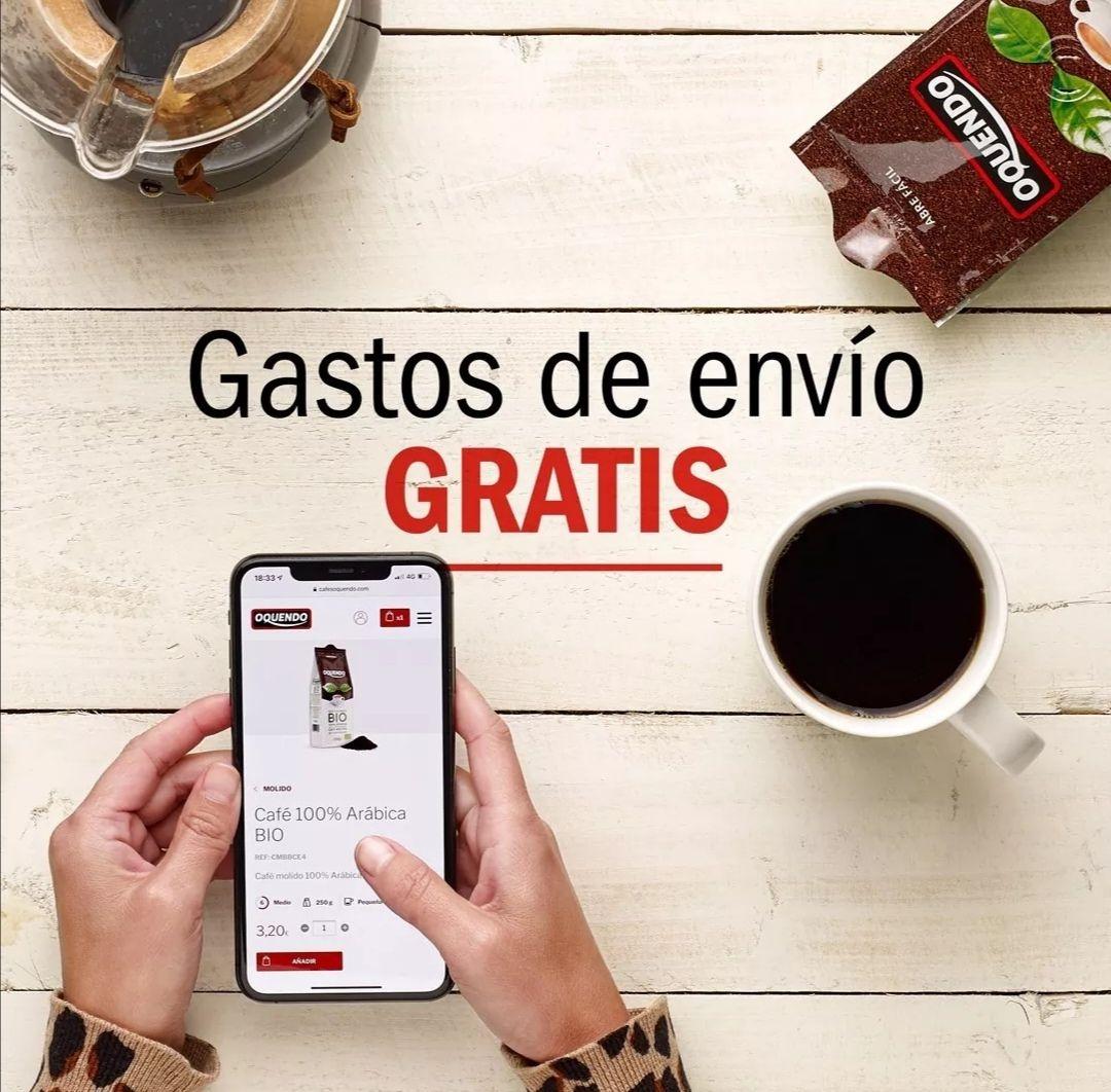 Cafes Oquendo | Gastos de envío gratis