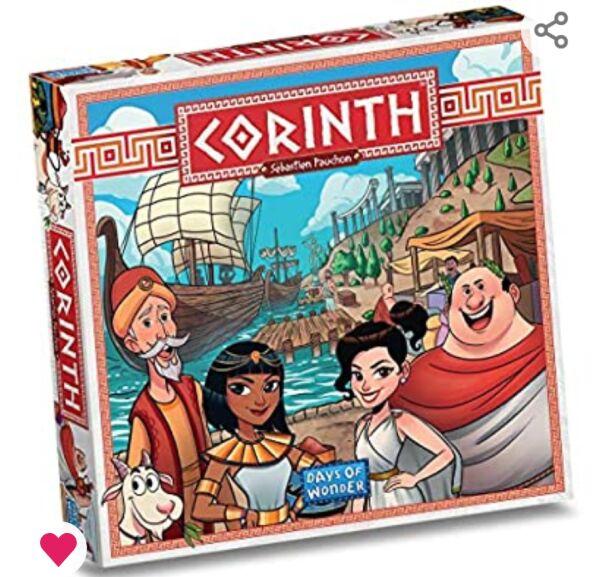 Corinth gratis - Imprimible