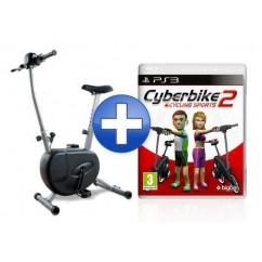 Cyberbike 2 PS3 (Bici + Juego)