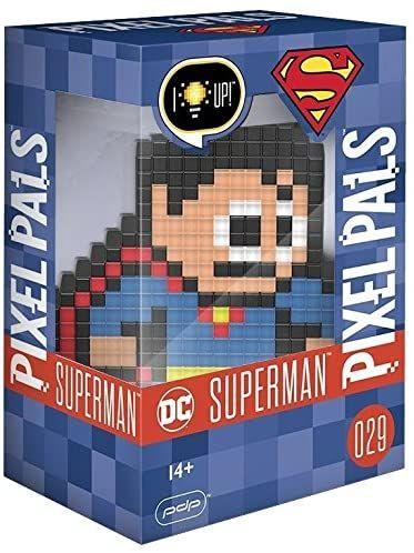 Lampara Pixel Palms DC Comics Superman