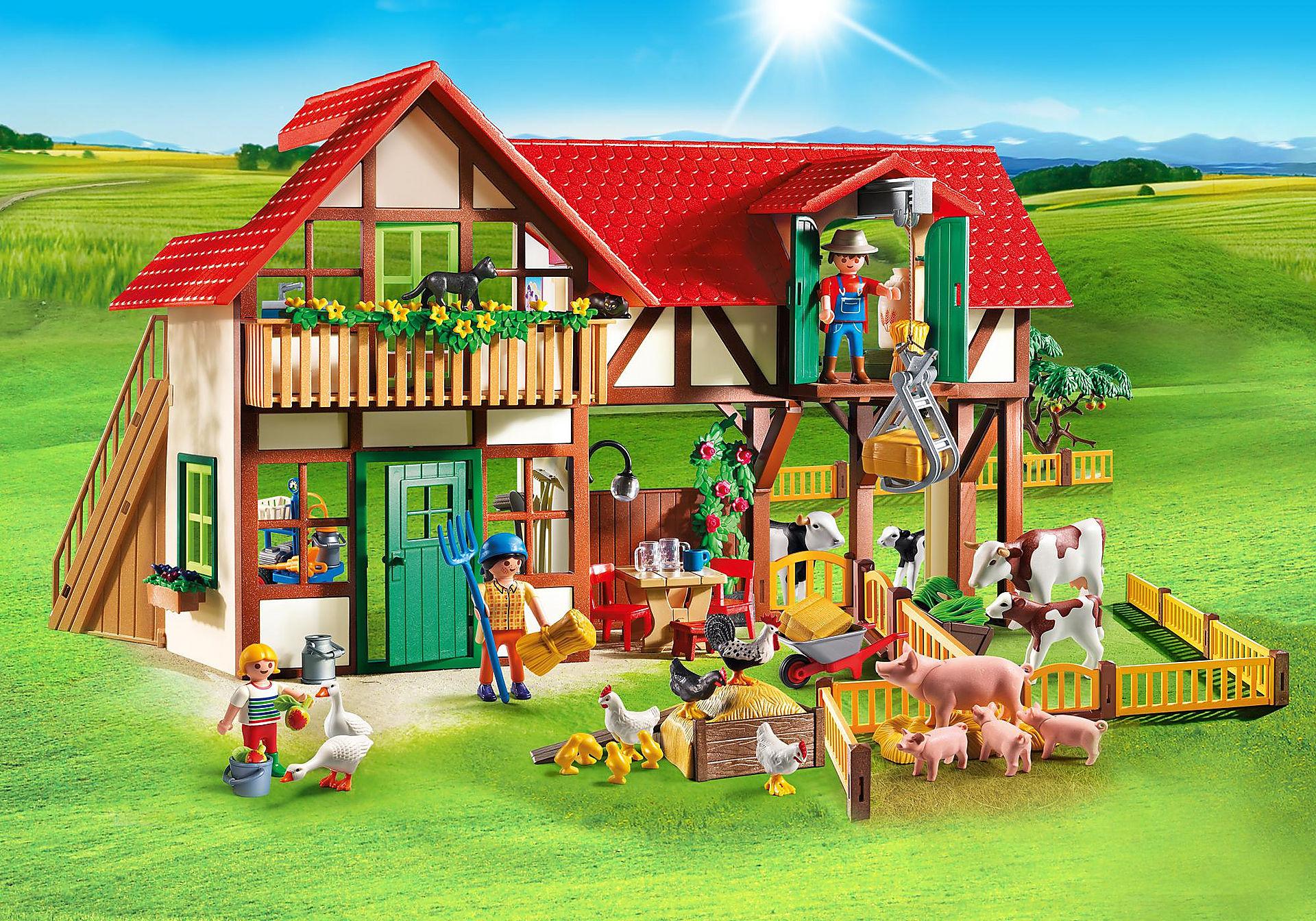Granja de Playmobil